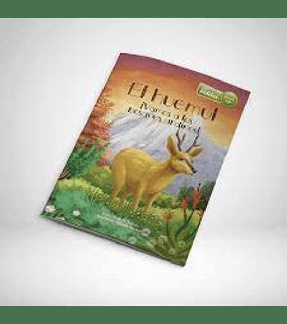 Serie patitas: El huemul