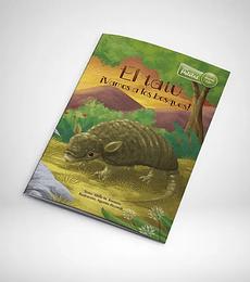 Serie patitas: El Tatu