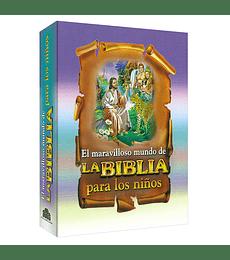 El maravilloso mundo de la biblia para niños