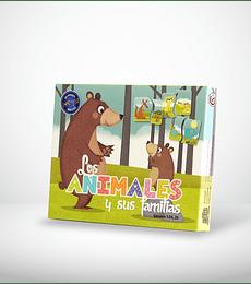 JB Encastre: Los animales y sus familias 1er ACES