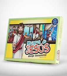 Juego: Milagros de Jesús