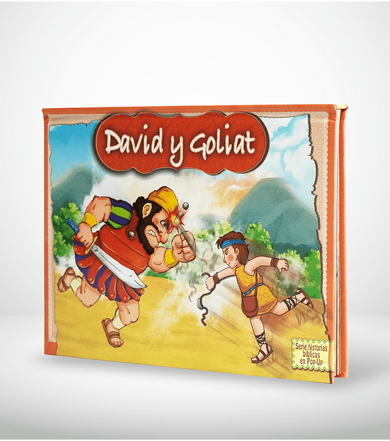 Serie en Pop Up: David y Goliat