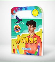 Serie pinturitas: Jonas