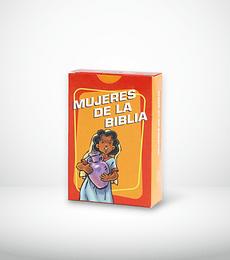 JUEGO: Mujeres de la Biblia