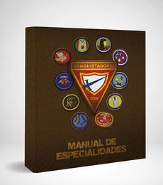 Manual de especialidades club de conquistadores - Carpeta