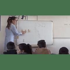 Curso de capacitación Matemáticas 3° y 4° básico