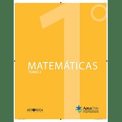 Set de Matemáticas 1° Básico (Edición tradicional 2020 - Tomos 1, 2 y 3)