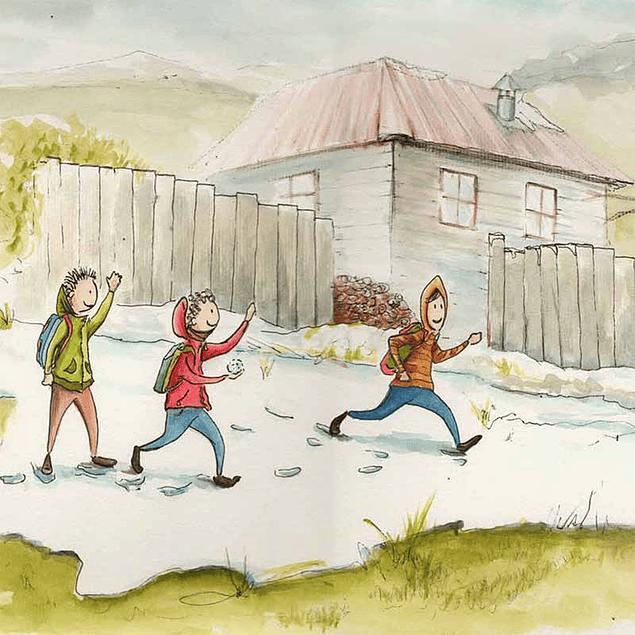 Vitoco en la Patagonia