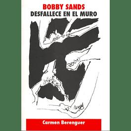 Bobby Sands desfallece en el muro