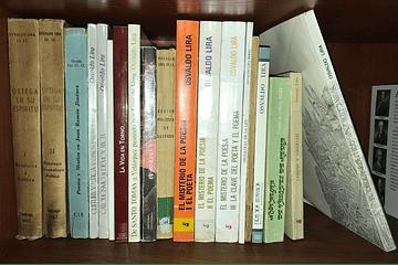 Edición de las obras completas de Osvaldo Lira [20.02.2019]