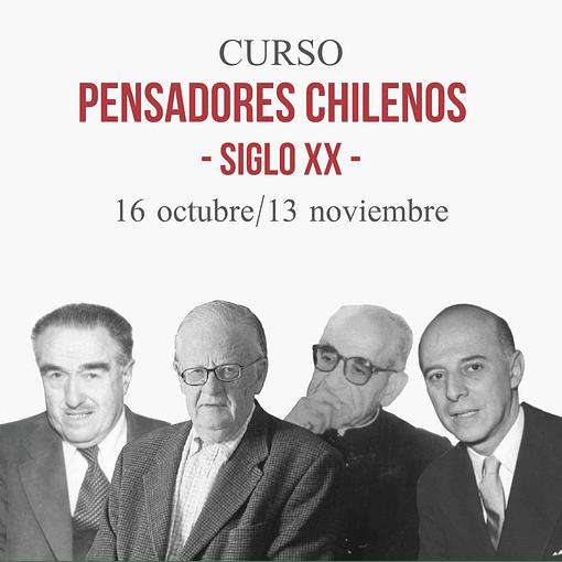 Pensadores chilenos del siglo XX