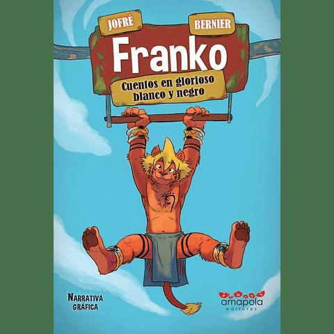 FRANKO. CUENTOS EN GLORIOSO BLANCO Y NEGRO