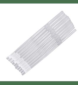ARK's One-Way Straws (10 bombillas)