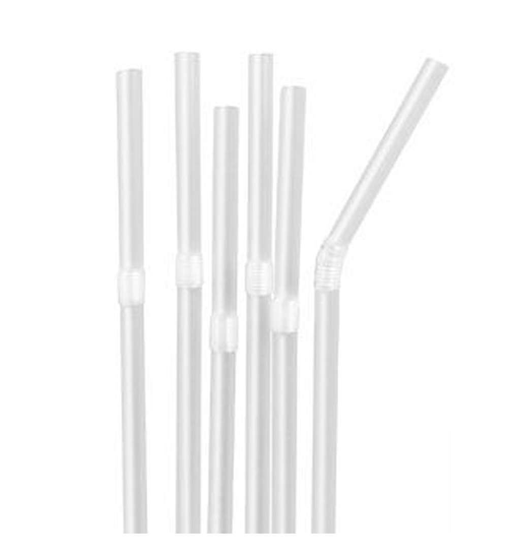 Replacement Straws for ARK's Drinking Cups (24 bombillas)
