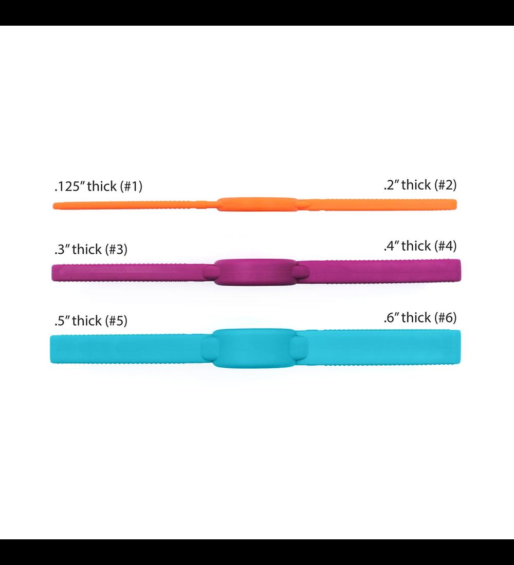 ARK's Bite Blocks for Jaw Grading & Stability