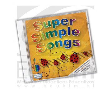 CD Super Simple Song 1