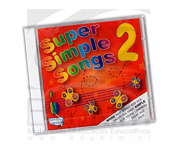 CD Super Simple Song 2