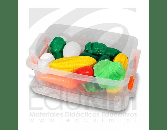Set Alimento Verduras