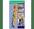Pocket Chart Chile mi hermoso país