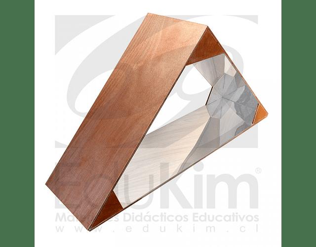 Pikler triángulo con espejos aula