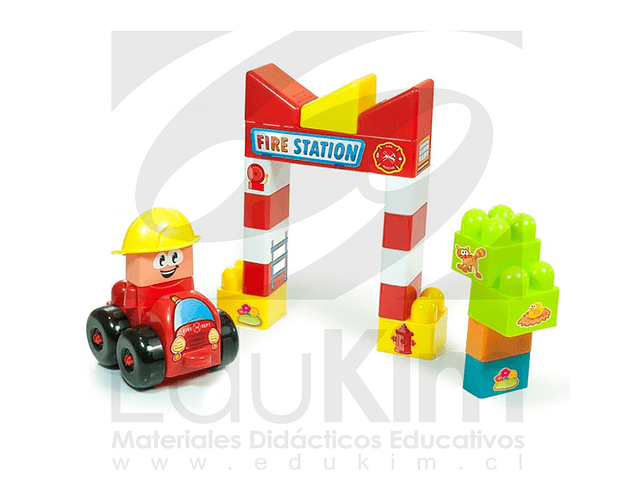 Super blocks Estación de Bomberos