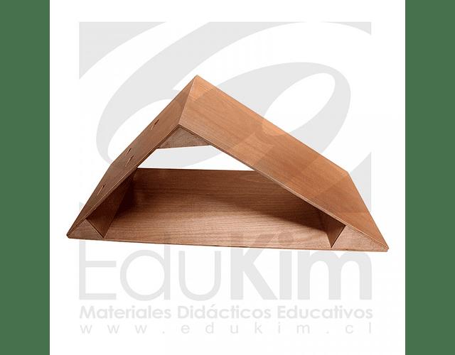Pikler triángulo trepador aula