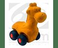Animalitos con Rueda Set de 12 Pzas.