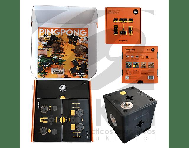 Set inicial de robótica PingPong