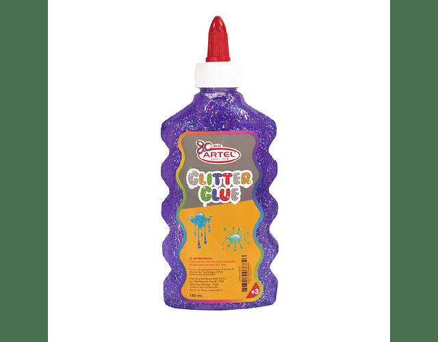 Cola Glitter Glue Unicorn/Frozen Artel 185G