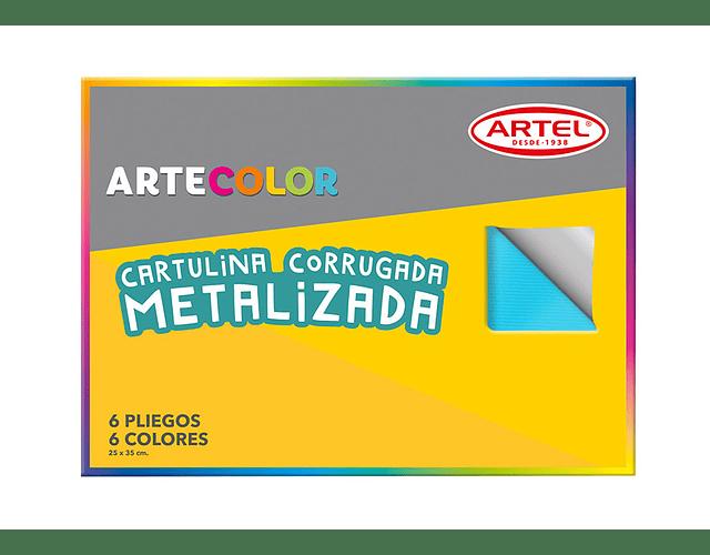 ARTECOLOR CORRUGADO METÁLICO