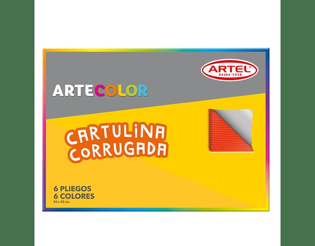 Artecolor Cartulina Corrugada