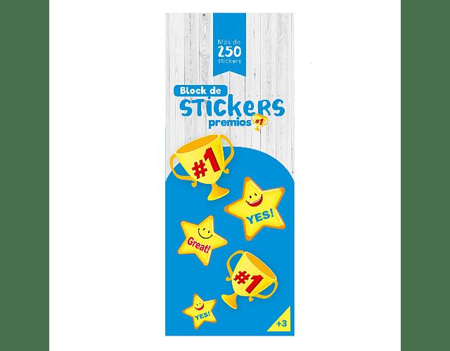 Block Sticker Premio