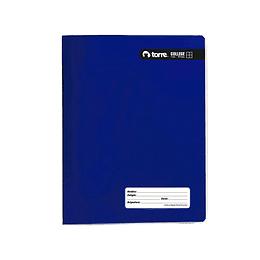 Cuaderno College 7mm 100 hojas