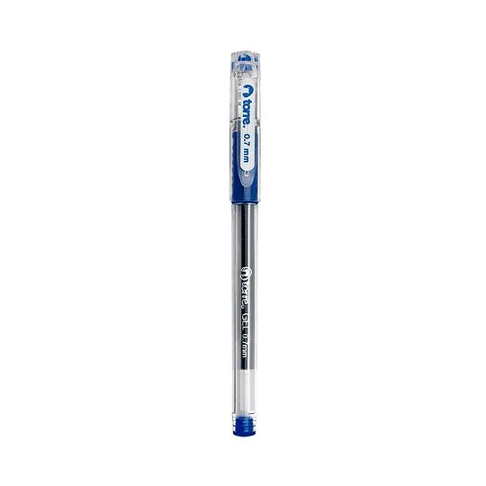 Lapiz gel 0,5mm azul