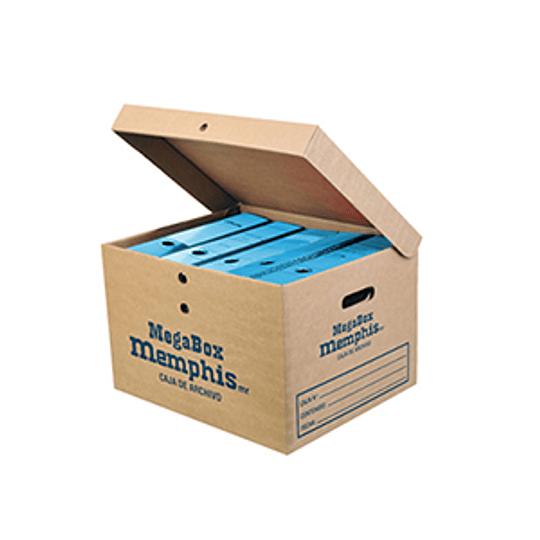 Caja Megabox