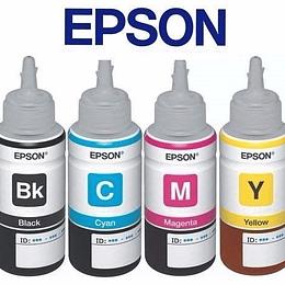 Botellas de Tinta Epson T664 Unidad
