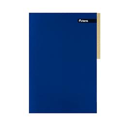 Carpeta Pigmentada Azul Unidad