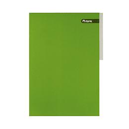 Carpeta Pigmentada Verde Unidad