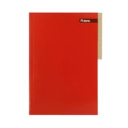 Carpeta Pigmentada Rojo Unidad