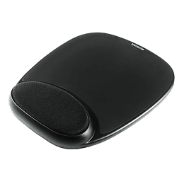 Pad Mouse Comfort Gel Negro