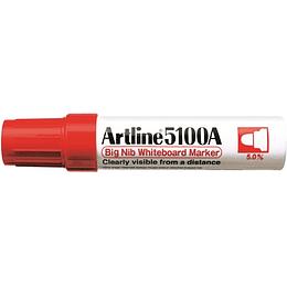 5100A Marcador Pizarra Jumbo Rojo Unidad