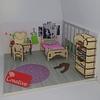 Mueble Miniatura Armable Dormitorio