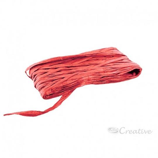 Cordel Rafia Rojo