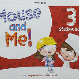 Mouse and me!