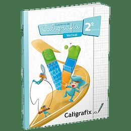 Caligrafía para 2° básico Vertical