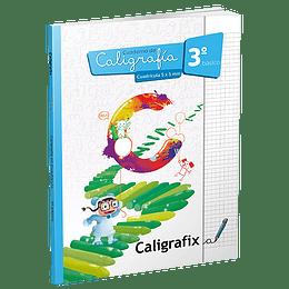 Caligrafía para 3° básico Cuadricula