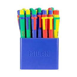 Bolígrafos SWAY Mix, tinta azul