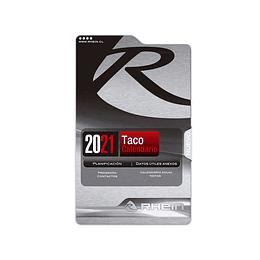 Taco Calendario Ural 2021