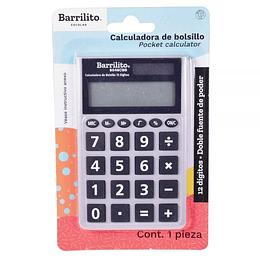 Calculadora de Bolsillo 12 Digitos