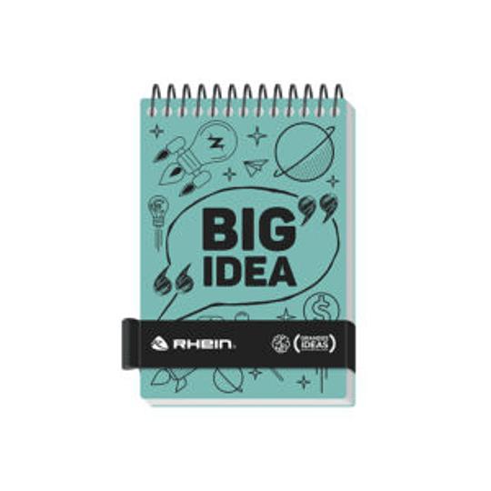 Croquera Small Grandes Ideas